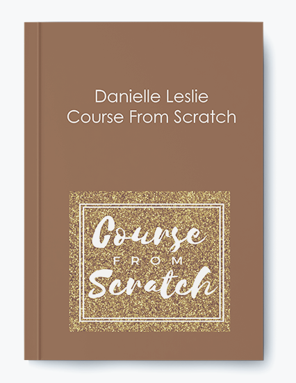 Course From Scratch by Danielle Leslie by https://koiforest.com/