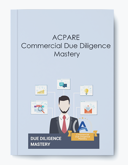 ACPARE – Commercial Due Diligence Mastery by https://koiforest.com/