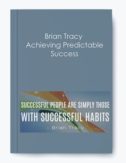 Achieving Predictable Success by Brian Tracy by https://koiforest.com/