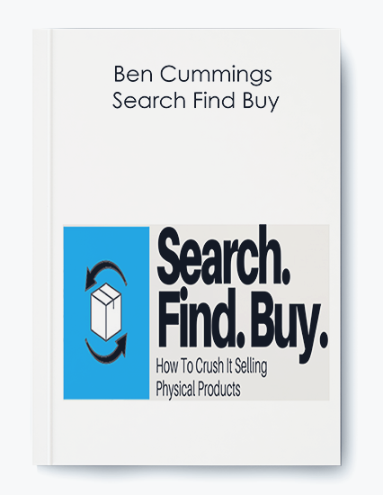 Ben Cummings – Search. Find. Buy by https://koiforest.com/