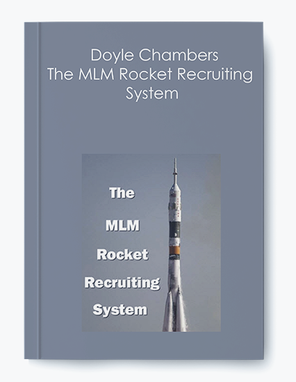 Doyle Chambers – The MLM Rocket Recruiting System by https://koiforest.com/