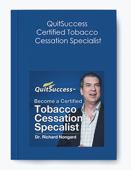 QuitSuccess Certified Tobacco Cessation Specialist by https://koiforest.com/
