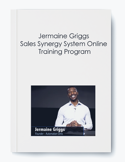 Sales Synergy System Online Training Program by Jermaine Griggs by https://koiforest.com/