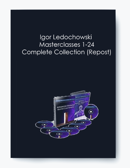 Igor Ledochowski – Masterclasses 1-24: Complete Collection (Repost) by https://koiforest.com/