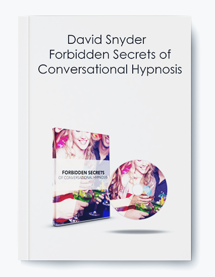 Forbidden Secrets of Conversational Hypnosis by David Snyder by https://koiforest.com/