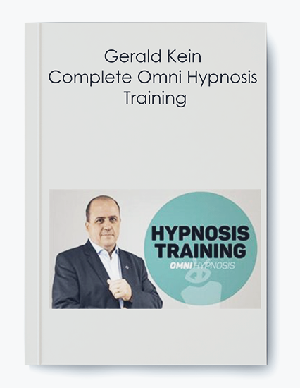Gerald Kein – Complete Omni Hypnosis Training by https://koiforest.com/