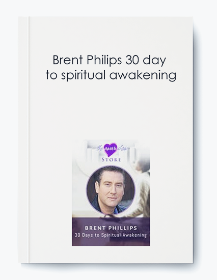 30 day to spiritual awakening by Brent Philips by https://koiforest.com/