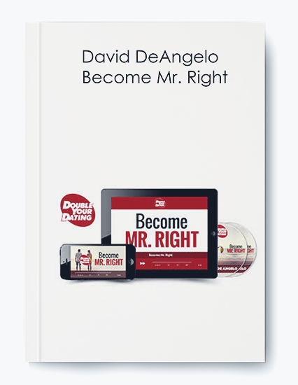 David DeAngelo – Become Mr. Right by https://koiforest.com/