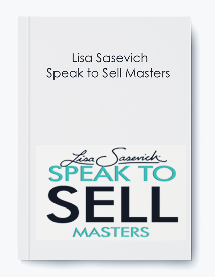 Lisa Sasevich – Speak to Sell Masters by https://koiforest.com/