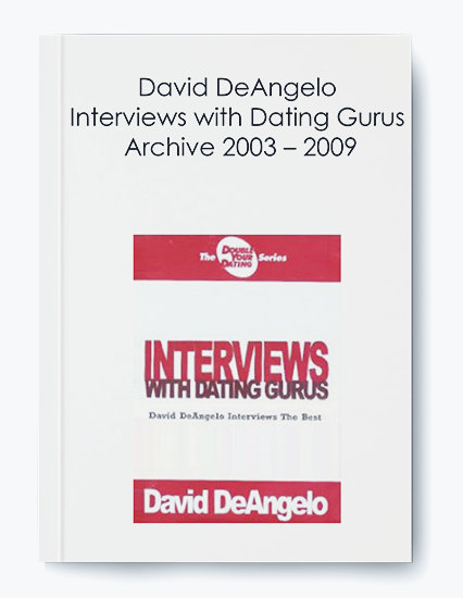 Interviews with Dating Gurus Archive 2003 – 2009 by David DeAngelo by https://koiforest.com/
