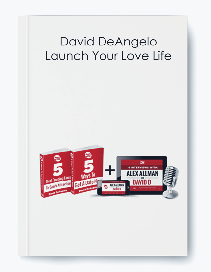 Launch Your Love Life by David DeAngelo by https://koiforest.com/