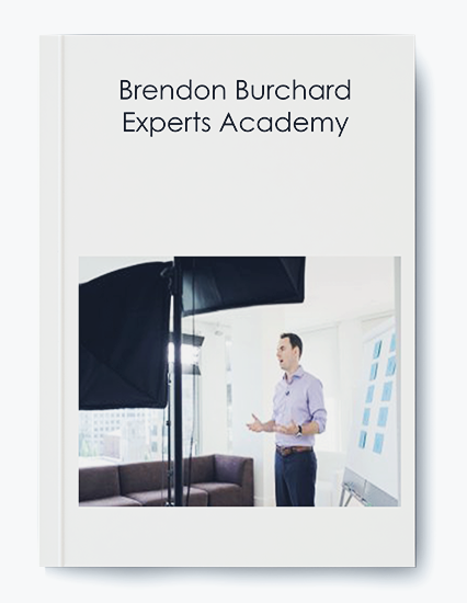 Brendon Burchard - Experts Academy by https://koiforest.com/