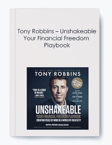 Tony Robbins – Unshakeable: Your Financial Freedom Playbook by https://koiforest.com/
