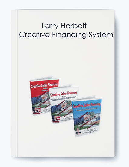 Creative Financing System by Larry Harbolt by https://koiforest.com/