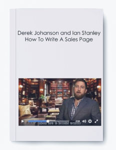 How To Write A Sales Page by Derek Johanson and Ian Stanley by https://koiforest.com/