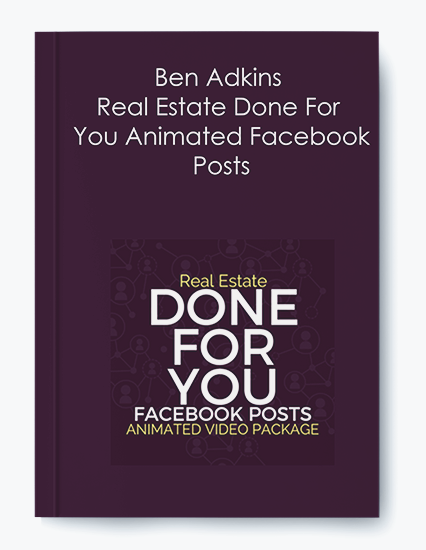 Ben Adkins – Real Estate Done For You Animated Facebook Posts by https://koiforest.com/