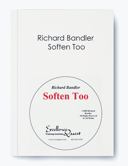 Soften Too by Richard Bandler by https://koiforest.com/