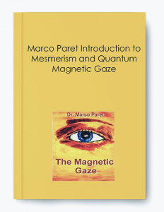 Introduction to Mesmerism and Quantum Magnetic Gaze by Marco Paret by https://koiforest.com/