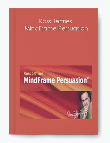 MindFrame Persuasion by Ross Jeffries by https://koiforest.com/
