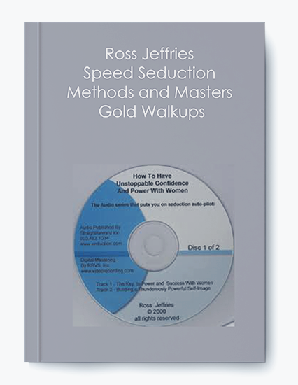 Speed Seduction – Methods and Masters Gold Walkups by Ross Jeffries by https://koiforest.com/