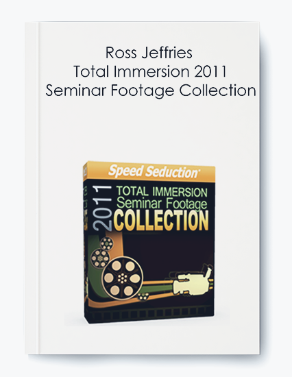 Ross Jeffries – Total Immersion 2011 Seminar Footage Collection by https://koiforest.com/