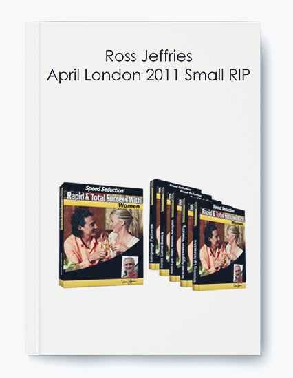 Ross Jeffries – April London 2011 Small RIP by https://koiforest.com/