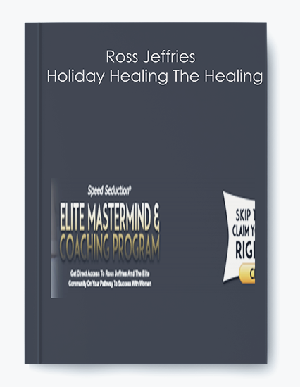 Holiday Healing by Ross Jeffries by https://koiforest.com/