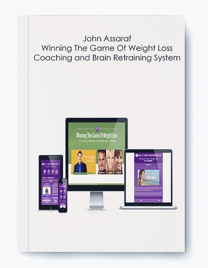 Winning The Game Of Weight Loss Coaching and Brain Retraining System by John Assaraf by https://koiforest.com/