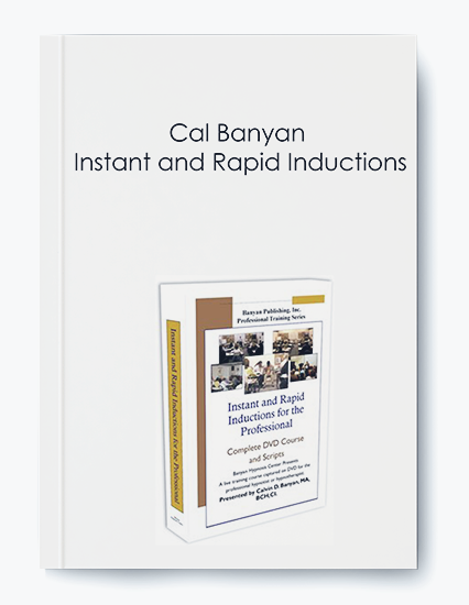 Cal Banyan – Instant and Rapid Inductions by https://koiforest.com/