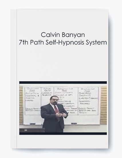 7th Path Self-Hypnosis System by Calvin Banyan by https://koiforest.com/