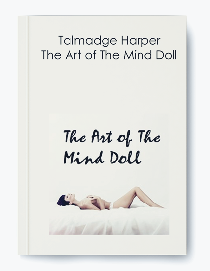 The Art of The Mind Doll by Talmadge Harper by https://koiforest.com/