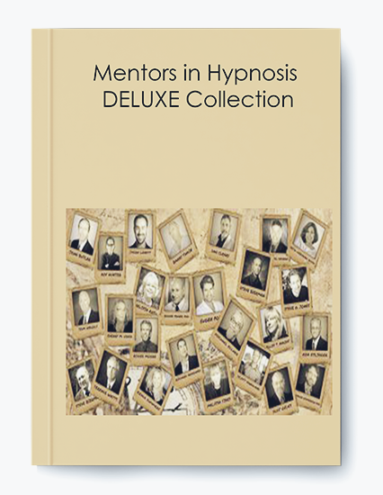 Mentors in Hypnosis DELUXE Collection by https://koiforest.com/