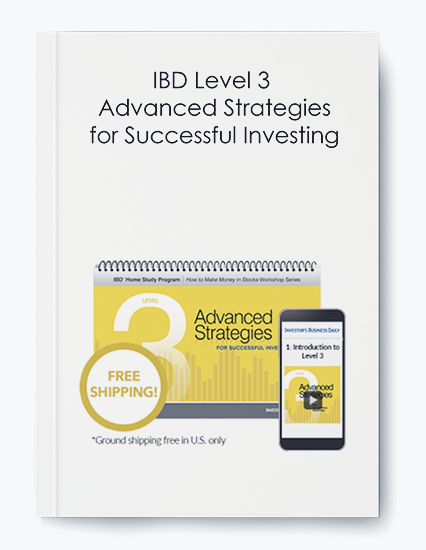 IBD Level 3 - Advanced Strategies for Successful Investing by https://koiforest.com/