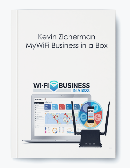 Kevin Zicherman – MyWiFi Business in a Box by https://koiforest.com/