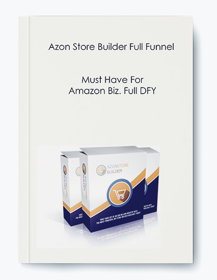 Azon Store Builder Full Funnel – Must Have For Amazon Biz. Full DFY by https://koiforest.com/