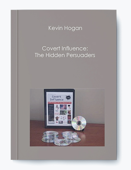 Kevin Hogan – Covert Influence: The Hidden Persuaders by https://koiforest.com/