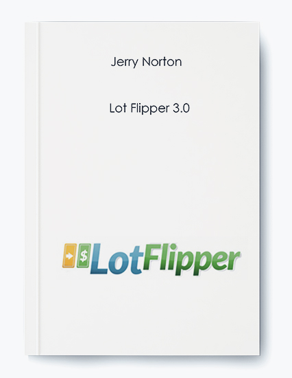 Lot Flipper 3.0 by Jerry Norton by https://koiforest.com/