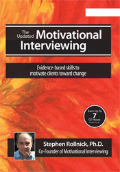 Updated Motivational Interviewing with Stephen Rollnick