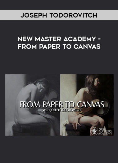 New Master Academy - From Paper to Canvas by Joseph Todorovitch form https://koiforest.com/