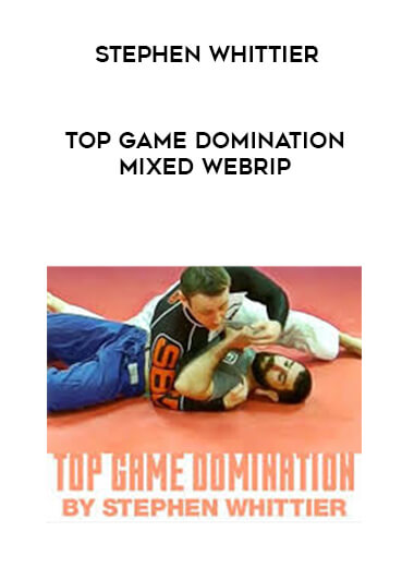 Stephen Whittier - Top Game Domination Mixed WEB Rip form https://koiforest.com/