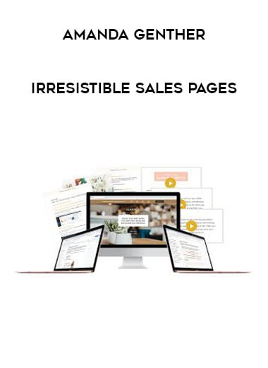 Amanda Genther - Irresistible Sales Pages form https://koiforest.com/