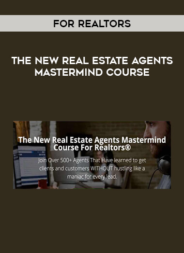 For Realtors - The New Real Estate Agents Mastermind Course form https://koiforest.com/