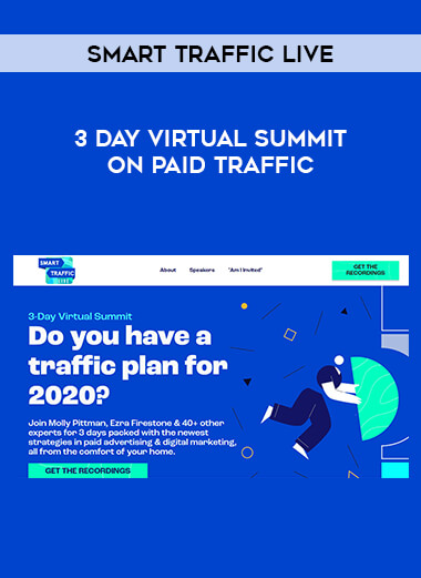 Smart Traffic Live - 3 Day Virtual Summit on Paid Traffic form https://koiforest.com/
