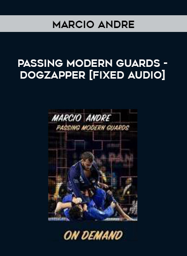 Marcio Andre - Passing Modern Guards - Dogzapper [Fixed Audio] form https://koiforest.com/