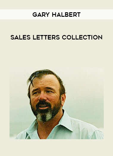Gary Halbert - Sales Letters Collection form https://koiforest.com/