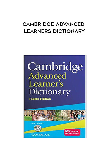 Cambridge Advanced Learners Dictionary form https://koiforest.com/
