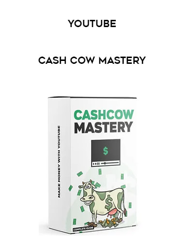 YouTube - Cash Cow MASTERY form https://koiforest.com/