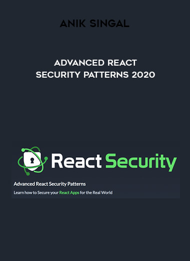 Advanced React Security Patterns 2020 form https://koiforest.com/