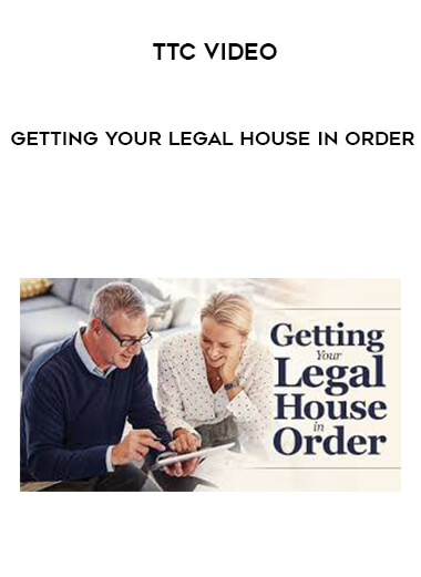 TTC Video - Getting Your Legal House in Order form https://koiforest.com/