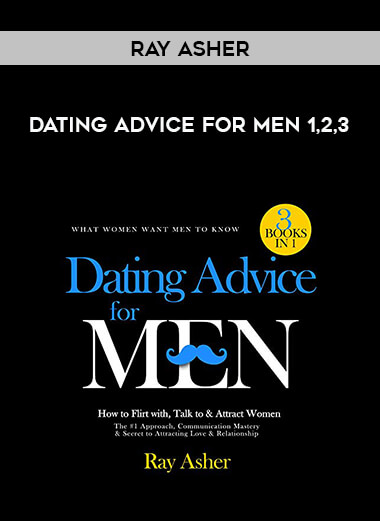 Ray Asher - Dating Advice for Men 1